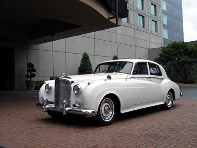 Old School Bentley Cars
