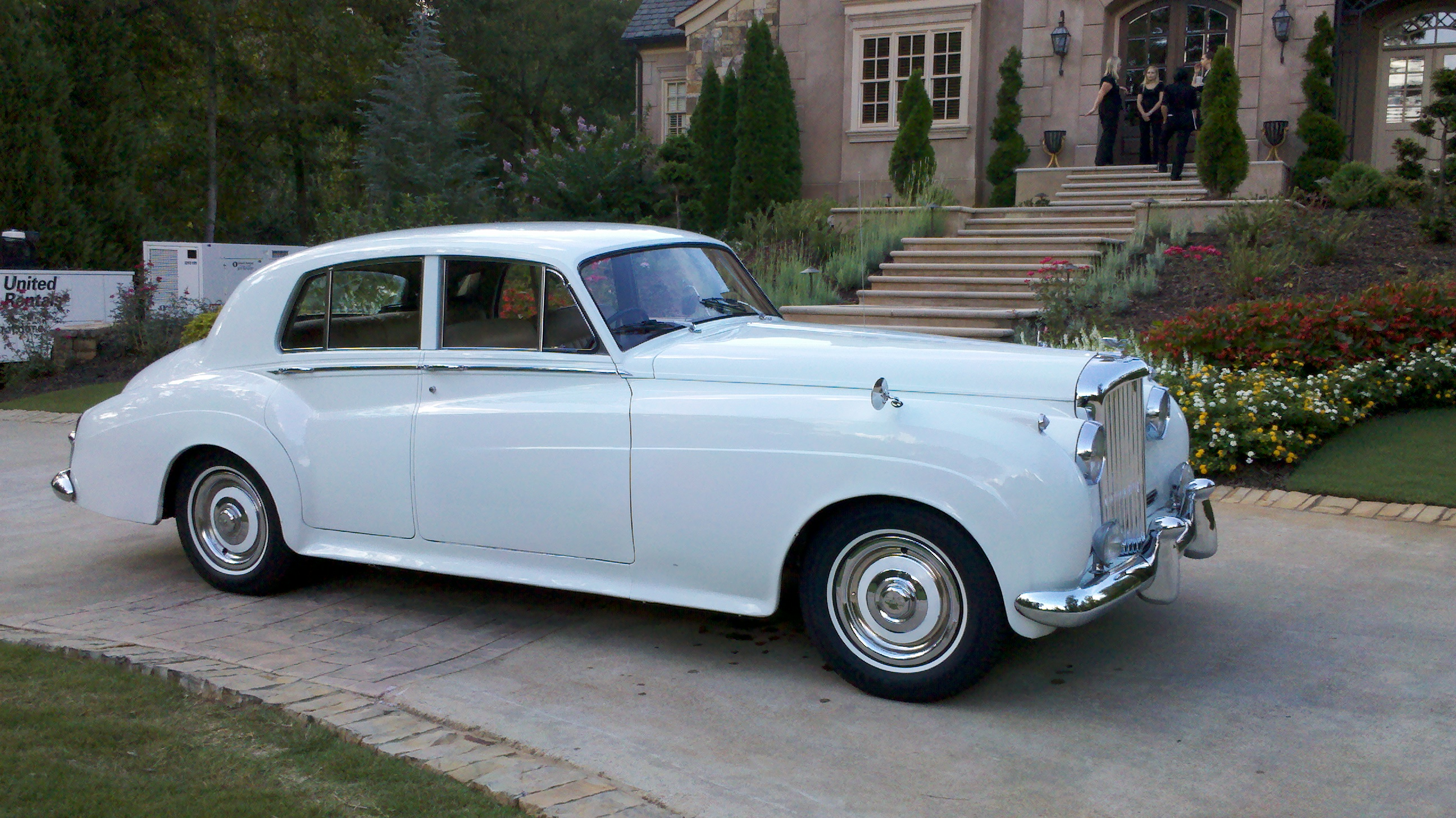 Classic Cars For Rent For Weddings In Sacramento